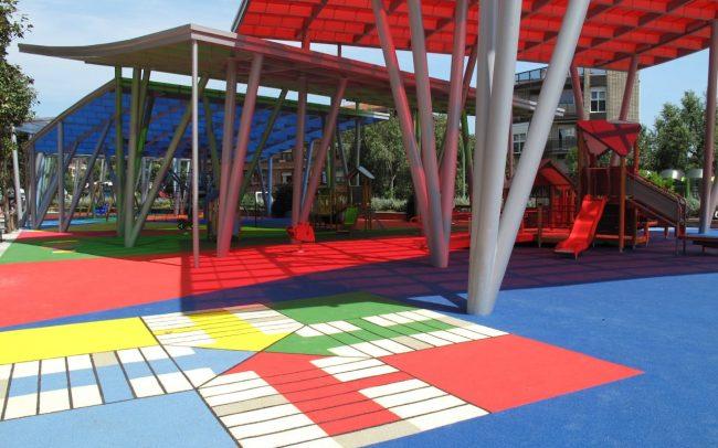 Suelo Plaza Metro Algorta